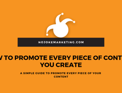 7 Best Ways to Market and Promote your Content Online
