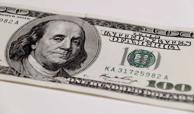 a $100 dollar bill